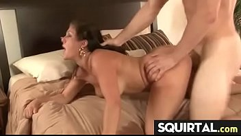 massive squirting and creampie female ejaculation 15
