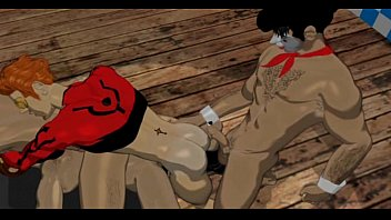 Gay Cartoon 3D - Joe Phillips - StoneWall & Riot ~ The Ultimate Orgasm
