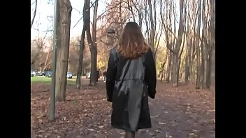 Park milf Young depravate exposed at the park