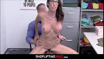 Black dick a hot mommy - Senators wife big tits milf dava foxx caught shoplifting shoes sex with officer after fuck deal is made