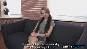 Dirty Flix - A Skinny Redhead Christi Cats Eage Teen-porn