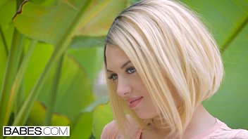 Babes - Solo star, Emma Mae, shows it all off