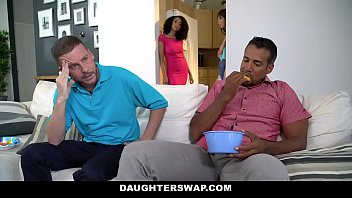 Teens losing their virginity Daughterswaps - teen fucks older daddy