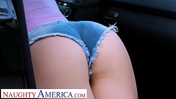 Naughty America - Audrey Miles just needs a big cock