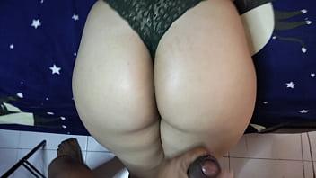 Big ass masturbation