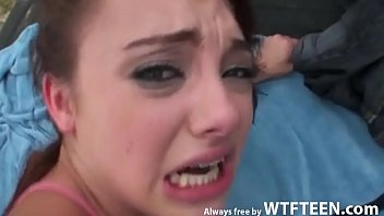 Rough Sex Action Outdoors With A Kinky Young Babe In Pov Movie Always free by WTFteen.com