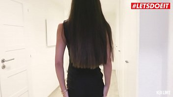 LETSDOEIT - Romanian Teen Brunette Anya Krey Gets Rough ANAL-ized By Huge BBC thumbnail