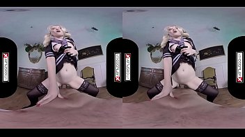 Baby Doll Sucker Punch XXX Cosplay VR sex with explosive pussy fucking in virtual reality