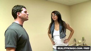 Amateur Teen (Lexi Marie) Gets Talked Into Fucking For Some Cash While Her Friend Watches - Reality Kings