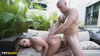 Nicole Rey Gets Her Latin Big Ass Pounded By Sean Lawless