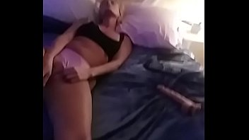 Sexy blonde wet pussy