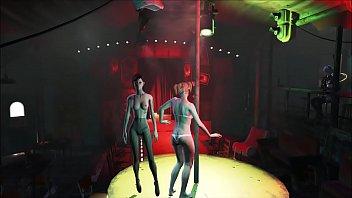 Fallout 4 Fashion Pantyhose and Body