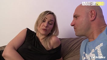 LA NOVICE - (Kaylee & Fabrice Triple X) Big Ass French MILF Gets A Big Cock In Both Holes 14 min