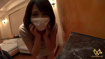 Cute Japanese Girl still wants to be in a porn during Covid - PsychopornTW.com