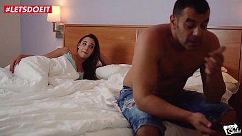 LETSDOEIT - #Amirah Adara - European Teen Caught By BF While Banging