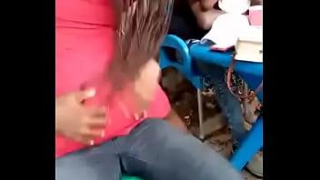 Horny kenyan girls ride black cocks in public