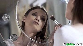 Petite Teen Nelya Enjoys Anal Sex