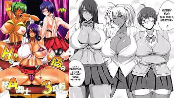 MyDoujinShop - Sexy Ninja Girls Strip to Their Nude Bodies And Fuck!!! Hentai Comic