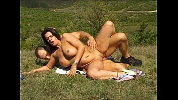 Outdoor Sex with Fitness Trainer
