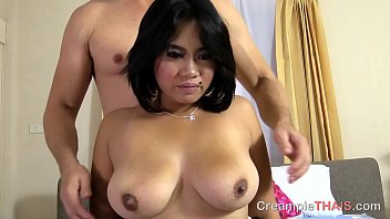 Big titty Thai whore begs me to fill her pussy up 7 min