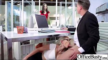 Sex Tape With Huge Round Tits Slut Office Girl (gigi allens) movie-20