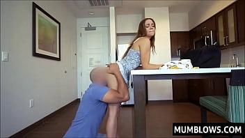 I eat Moms Latina pussy