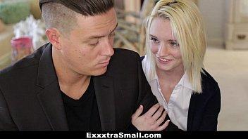 ExxxtraSmall - Skinny (Sammie Daniels) Bangs Teacher