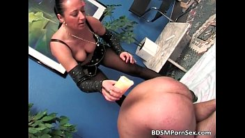 German BDSM action with mature whore