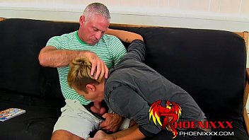 Mature and twink clips The twink houseboy earns his money