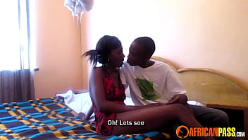 Real Nigerian Amateur Makes Porn with Girlfriend image