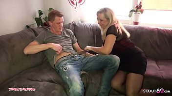German Mature Huge Cock Dick Guy to comfort Divorce