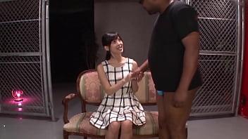 Aoi Tsukasa Sucking Mid Size BBC... And Definitely Lovin It thumbnail