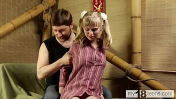MY18TEENS - Lisa wants to be tied up and fucked (ROLE-PLAYING) 6 min