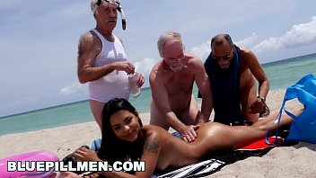 BLUE PILL MEN - Three Old Men And A Latin Lady Named Nikki Kay