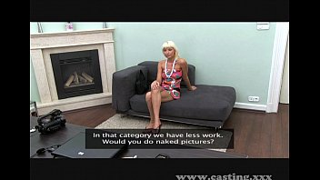 FakeAgent Hot blonde loves doggy style Image