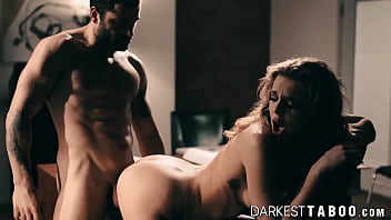 Sinful babe Tiffany Watson loves fucking her boss bent over