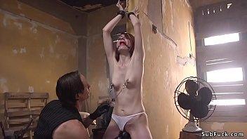 Bad neighbor anal fucks babe in bondage 5 min