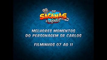 Melhores Momentos Do Personagem Sr. Carlos - Filminhos 07 Ao 11