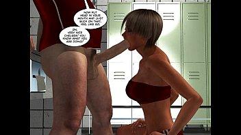 3D Comic: Trainer