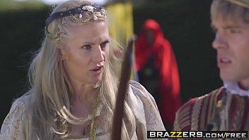 Brazzers - Storm Of Kings XXX Parody Part Anissa KateandJasmine JaeandRyan R 8 min