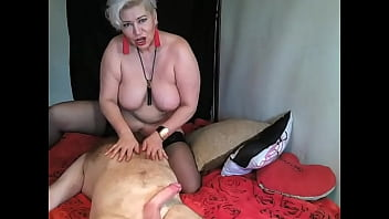 Hot Russian Married Couple: 69, Facesitting & Riding on cock )) Wild mature Kitty Aimeeparadise, hot fucking!