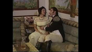 Ex-emperor Napoleon tells attentive journalist Aliona about his love affairs living in captivity on  St. Helena isle