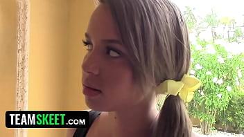 MyBabySittersClub - Sneaky BabySitter (Liza Rowe) Fucked Hard 8 min