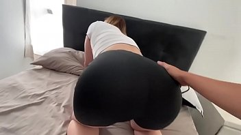 I abused of my hot stepmom while she was stuck in her bed (creampie)