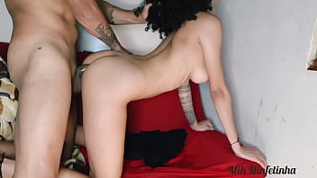Mih Ninfetinha giving the ass to her boyfriend for the first time/DelonSafadoRj /COMPLETE NO RED/ Urges: @Mihninfetinha2 5 min