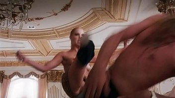 Celebs upskirt for free Elizabeth berkley pussy lips - uncensored deleted showgirls scene