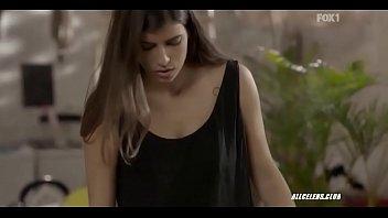 Maria bello nude movie scenes Maria bopp nash laila in me chama de bruna in s01e07 2016