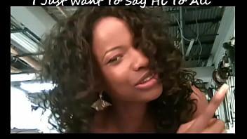 Adult ebony models - Just saying hi from dc studio