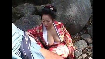 Geisha style makeup เกอชา