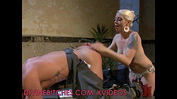 Male to male domination blogspot Dominatrix loves to torment and punish cock
